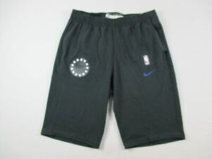 Philadelphia 76ers Nike Shorts Mens Dark Gray Poly NEW Multiple Sizes $36.10
