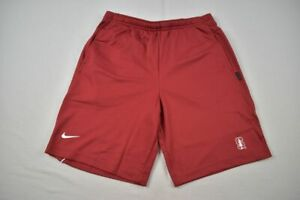 Stanford Cardinal Nike Shorts Mens Red Dri Fit NEW Multiple Sizes $33.25