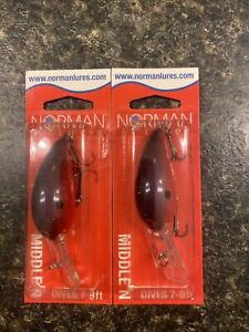 Norman Middle N Royal Red