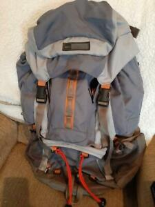 REI Youth camping backpack meteor
