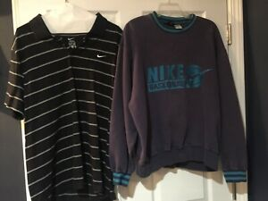 Nike Shirts Clothing Lot You Choose Youth and Mens Various Sizes Some Vintage $10.00