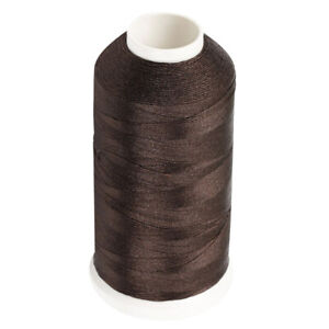 1500Yard #69 T70 Bonded Nylon Upholstery Sewing Thread for Leather Canvas Crafts $6.96