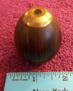 Van Cort Egg Shaped Kaleidoscope Beautiful Wooden