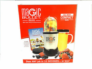 MN 0601 MAGIC BULLET MINI 6 piece set HIGH SPEED BLENDER MIXER $15.99