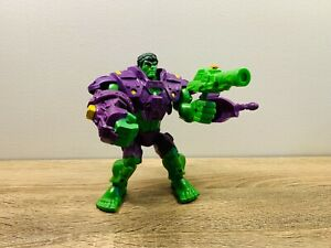 The Incredible Hulk Super Hero Mashers Action Figure Marvel Purple Armour AU $39.00