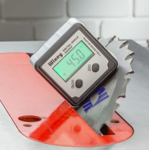 Wixey Digital Angle Gauge with Backlight $30.00