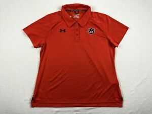 Auburn Tigers Under Armour Polo Shirt Womens NEW Multiple Sizes $28.04