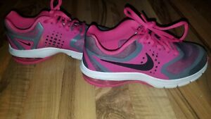 NEW Nike Girls Air Max Youth Size 3.5Y Athletic Running Pink Shoes $34.99