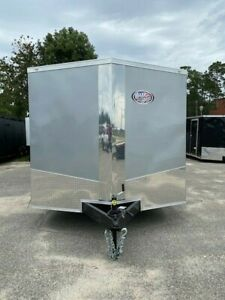2021 8.5x20 Ft Enclosed Cargo Trailer