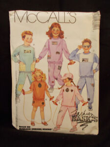 Girls Boys Youth Clothes Patterns Sweat Vest ShirtRobe Nightgown Pajama Hoodie