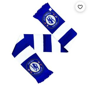 Chelsea FC Bar Scarf From Forever Collectibles EPL