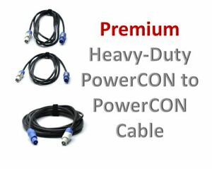 PowerCON to PowerCON Pro Cable $15.99