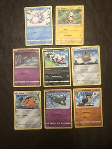2021 Pokemon 25th Anniversary General Mills All Non Holo Promo Cards 8 Card Set $7.99