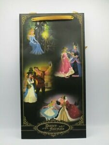 Disney Fairytale Designer Collection Alice amp; Queen Of Hearts Gift Bag New $23.59