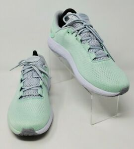 New under armour shoes womens 3022604 301 Green Women's Size 10 Charged pursuit $48.97