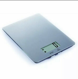 MAINSTAYS Stainless Steel Meat Food Digital Scale LCD Display Kitchen Tool $17.99