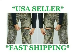 Magellan Deluxe Convertible Cargo Camo Pants Hunting Size M *FAST SHIPPING*