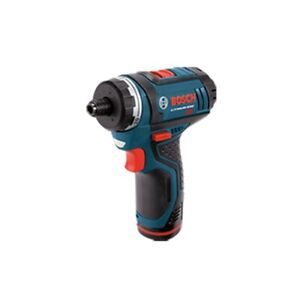 Bosch PS21 2A 12v Max Lithium Ion Pocket Driver Certified Refurbished $84.00