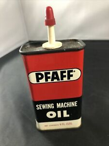 Vintage Pfaff Sewing Machine Oil Can $30.00