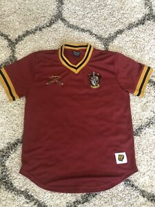 Harry Potter Gryffindor Quidditch Jersey M Medium. Fits Like A Small $20.00