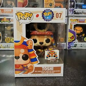 Funko Pop Around the World Japan Toshi #07 Vinyl Figure With Protector $129.94