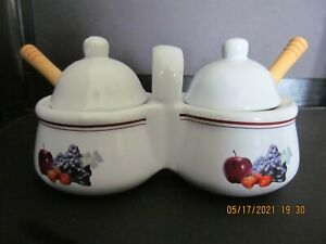 Houston Harvest Gift Products Set for Jelly Jam or Relish set $6.99