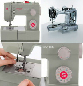SINGER Heavy Duty 4452 Sewing Machine with 110 Stitch Applications Metal... $275.59