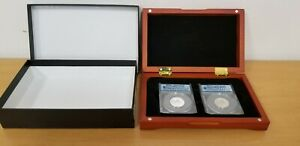 2008 S ANACS PR69 DCAM Alaska Silver amp; Clad 2 Coin Set First Release 1 of 1079