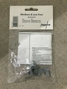 Serger Blindhem amp; Lace Foot #620 08 69 96 w Instructions $10.00