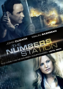 CUSACKJOHN NUMBERS STATION DVD NEW $7.59