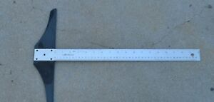 Ludwig Precision 18quot; Standard T Square for Art Framing and Drafting $25.00