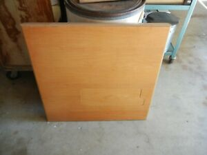 Vintage Singer Sewing Machine Folding Table With Insert $380.00