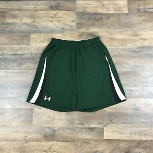 Under Armour Shorts Men's Large Running Gym Basketball Athletic Loose Fit Adult $22.39