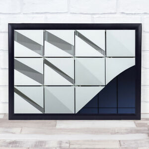 From The Angle Abstract Architecture Lines Geometric Facade Wall Art Print GBP 7.99