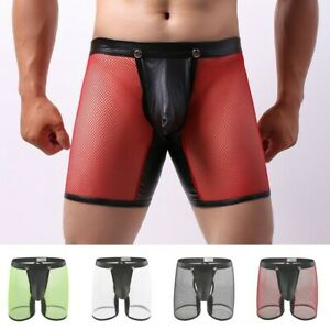 Shorts Panties Youth Clothes Design Flat Hollow Mesh Brand New Fashion