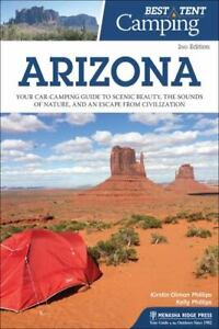 Best Tent Camping: Arizona: Your Car Camping Guide to Scenic Beauty the Sounds