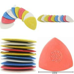 Ogrmar 10Pcs Professional Tailors Chalk Triangle Tailor#x27;S Chalk Markers Sewing F $11.99