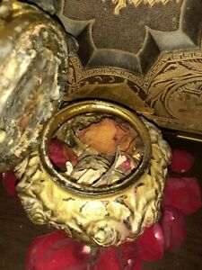 Antique Devil Jar King Asmodeus Used in Rituals Haunted Private Collection