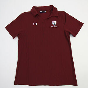 Penn Quakers Under Armour Polo Womens Maroon New with Tags $37.12