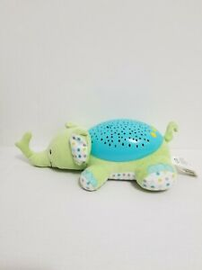 Summer Infant Slumber Buddies Elephant Color Projector Night Light with Music $10.99