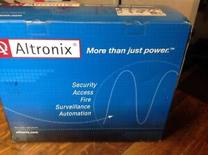 Altronix AL1024ULXPD8CB 24VDC Power Supply Battery Charger New in Box $49.95