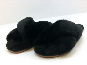 Assorted Womens KL5G Slippers Black Size 9.5 WSxo $8.99