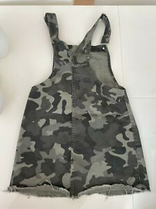 Wild Fable Girls Overall Dress Size Small