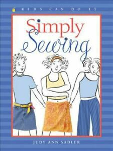 Simply Sewing Kids Can Do It $23.80