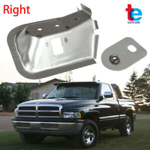 Right Die Stamped Front Cab Mount W Nutplate For 94 02 Dodge Ram 1500 2500 3500 $106.39