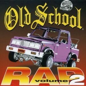 Old School Rap, Vol. 2 [Thump] by Various Artists (C...
