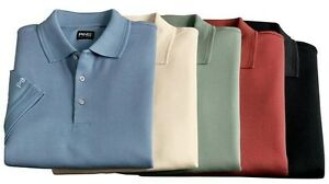 PING Golf NEW Mens Size XXXXL Silk Cotton Blend Ottoman Polo Sport Shirts 4xl $29.95