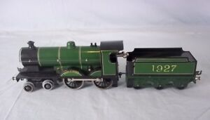bassett lowke duke of york locomotive tender