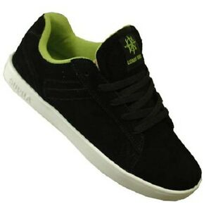 SUPRA Bullet - LIZARD KING Mens Skate Shoes (NEW) Size 11.5 BLACK Free Shipping!