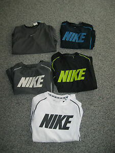 Nike Boy's DRIFIT Long Short or Sleeveless Athletic ShirtsMany Colors